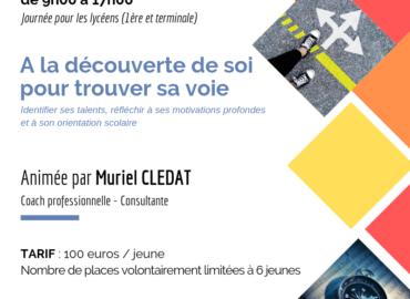 lowest discount best selling timeless design A la découverte de soi pour trouver sa voie | Muriel Clédat 43